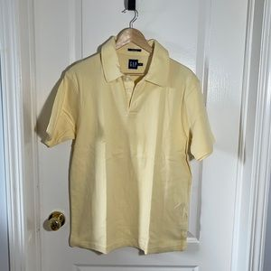 """4/$20 🔥 GAP """"FItted"""" Polo Shirt"""